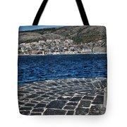 Adriatic Sea Tote Bag