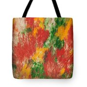 Advent Of Spring Tote Bag