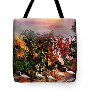 Adventure Pros Tote Bag by Betsy Knapp