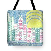 Cloud City Tote Bag