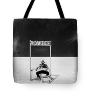Advice Tote Bag