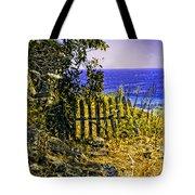 Aegean View Tote Bag