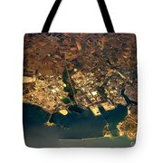 Aerial Photography - Coast Tote Bag