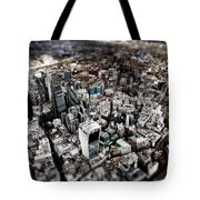 Aerial View Of London 3 Tote Bag