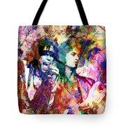 Aerosmith Original Painting Tote Bag