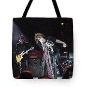 Aerosmith-steven Tyler-00160 Tote Bag