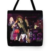 Aerosmith - Steven Tyler - Dsc00072 Tote Bag