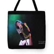 Aerosmith - Steven Tyler -dsc00139-1 Tote Bag