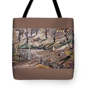 Affect Of Global Warming Tote Bag