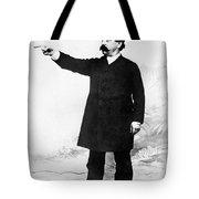 Afl Leader Samuel Gompers Tote Bag
