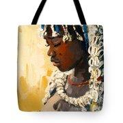 Africa 2 Tote Bag