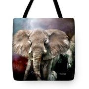 Africa - Protection Tote Bag