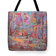 Africa-oppression Tote Bag