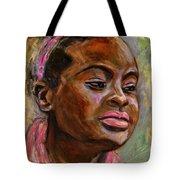 African American 3 Tote Bag