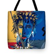 African Beauty 1 Tote Bag