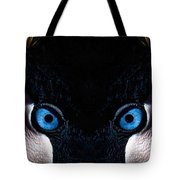 African Crowned Crane X2 Tote Bag