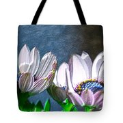 African Daisy Detail Tote Bag