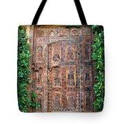 African Door Parker Palm Springs Tote Bag