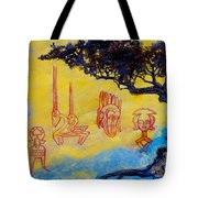 African Dream Tote Bag