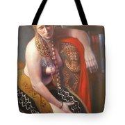 African Drum #2 Tote Bag