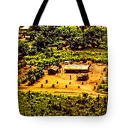African Land Tote Bag