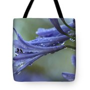 African Lilies  Tote Bag
