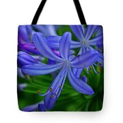 African Lily Tote Bag