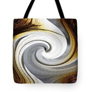 African Moon Twirls Tote Bag