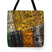 African Prints Tote Bag