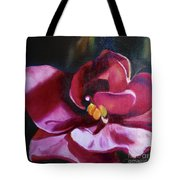 African Violet In The Light Tote Bag