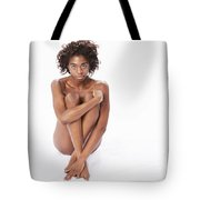 Chynna African American Nude Girl In Sexy Sensual Photograph And In Color 4781.02 Tote Bag