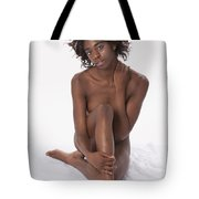 Chynna African American Nude Girl In Sexy Sensual Photograph And In Color 4778.02 Tote Bag