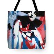 Afro America Tote Bag