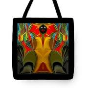 Afro Art Tote Bag