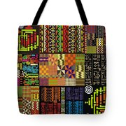 Afroecletic I Tote Bag
