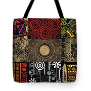 Afroecletic II Tote Bag