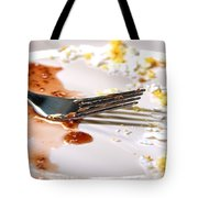 After Breakfast  Tote Bag