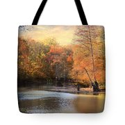 After Daybreak Tote Bag by Jai Johnson