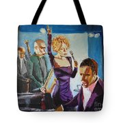 After Hours Tote Bag by Judy Kay