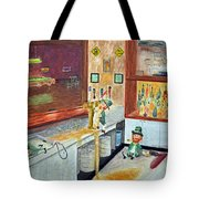 After Hours Party Tote Bag