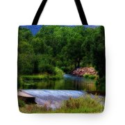 After Rain Tote Bag by Jon Burch Photography