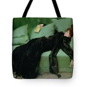 After The Ball  Tote Bag