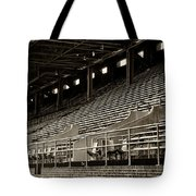 After The Game - Franklin Field Philadelphia Tote Bag