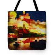 After The Icebergs Melt Tote Bag