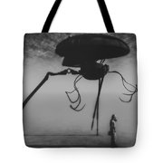 After The Invasion Tote Bag