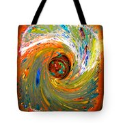 After The Masterpiece Tote Bag by Barbara McMahon