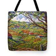 After The Rain By Prankearts Tote Bag