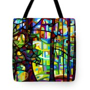 After The Rain Tote Bag by Mandy Budan