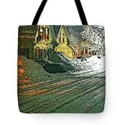 After The Snow - One Tote Bag