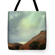 After The Storm Tote Bag by J Allen